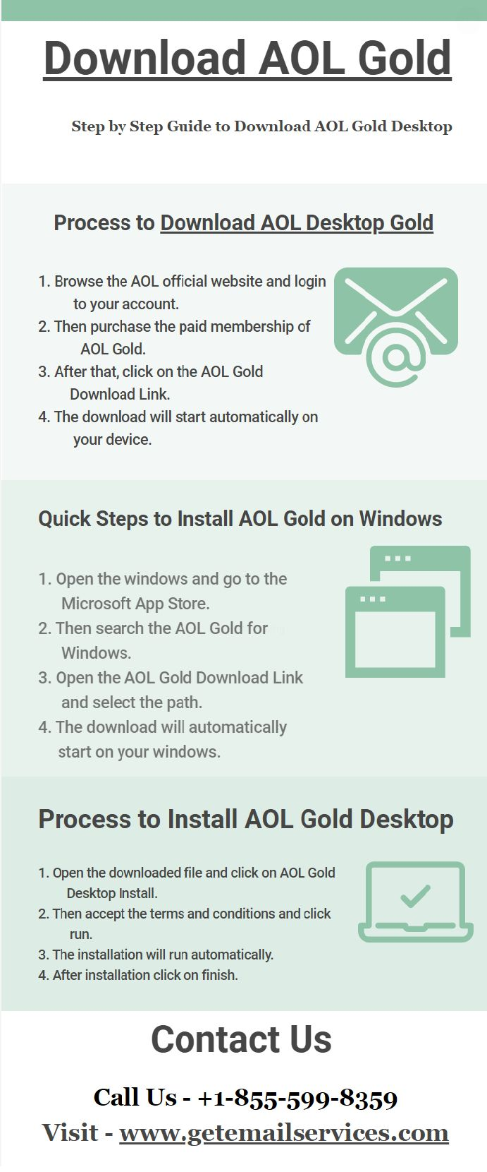 AOL Desktop Gold Download Aol mail, Online activities