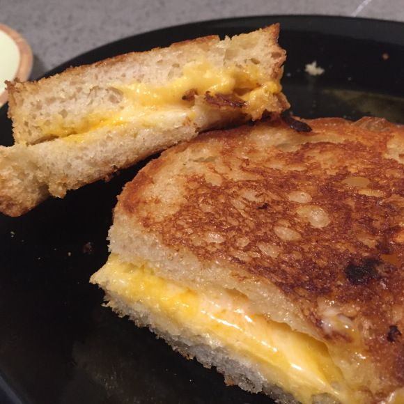 Jane's Grilled Cheese | Jane the Virgin | As Eaten On TV