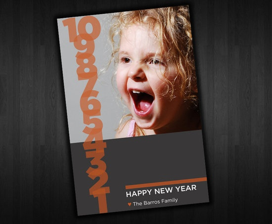 Happy New Year-scrapbook page