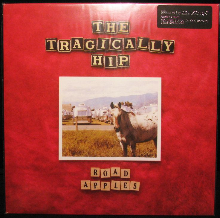 Northern Volume - The Tragically Hip - Road Apples (180g Audiophile Vinyl LP Record from Music on Vinyl), $37.95 (http://www.northernvolume.com/the-tragically-hip-road-apples-180g-audiophile-vinyl-lp-record-from-music-on-vinyl/)
