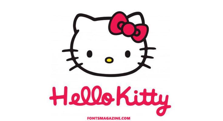 Hello Kitty Font Download Hello Kitty Printables Hello Kitty