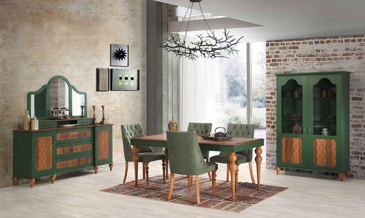 Yepyeni bir ürün; Vintera Country Yemek Odası Takımı. Vintera Country Yemek Odası Takımı, özel tasarımı , ahşabın sıcaklığı ve fark yaratan detaylarıyla Tarz Mobilya'da!  Tarz Mobilya | Evinizin Yeni Tarzı '' O '' www.tarzmobilya.com ☎ 0216 443 0 445 📱Whatsapp:+90 532 722 47 57  #yemekodası #yemekodasi #tarz #tarzmobilya #mobilya #mobilyatarz #furniture #interior #home #ev #dekorasyon #şık #işlevsel #sağlam #tasarım #konforlu #livingroom #salon #dizayn #modern #rahat #konsol #follow…