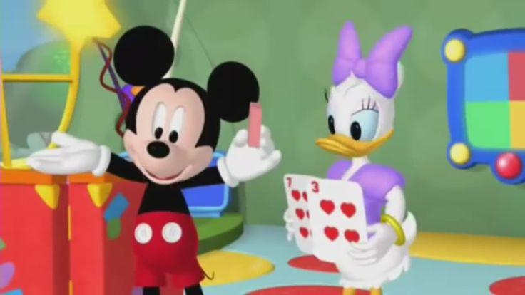 Mickey Mouse Clubhouse: 2 uur niet stop spotprent vol afleveringen Neder...