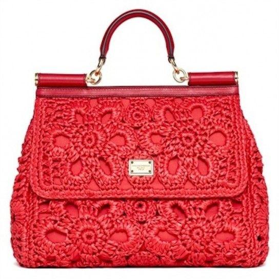 Borse Dolce Gabbana Inverno 2014 : Borse in rafia estate dolce e gabbana bags bag