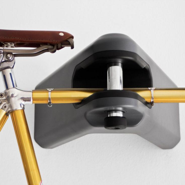 Dizajnový držiak s integrovaným zámkom AIRLOK od HIPLOK