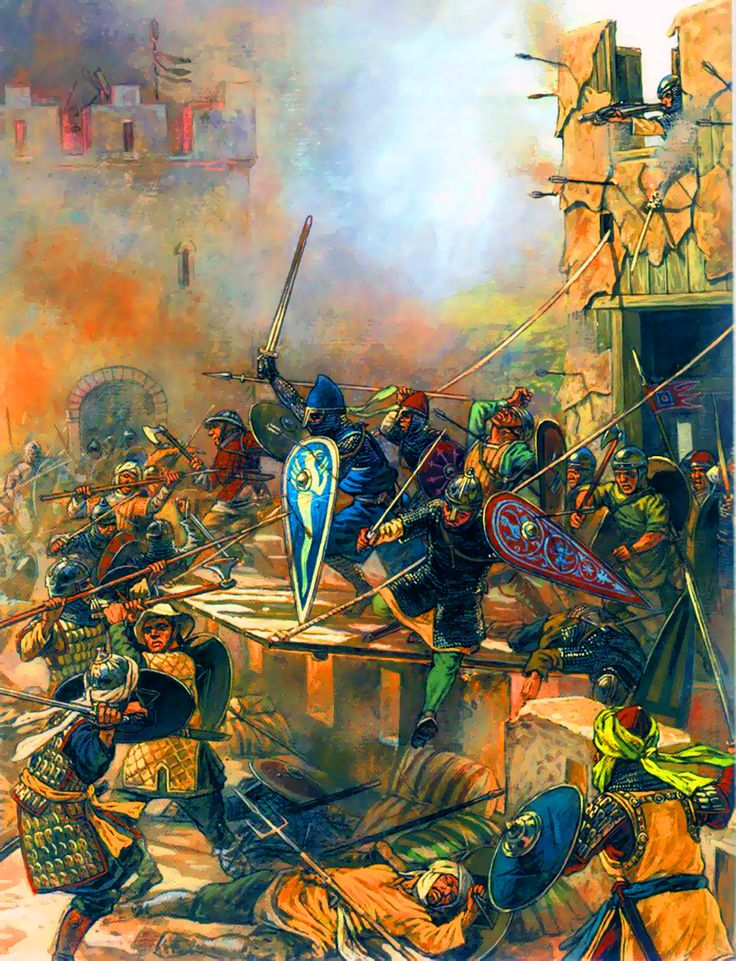 497 best images about Crusaders War Art on Pinterest ...