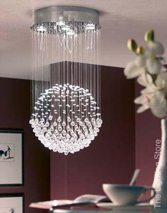 modern interior lighting