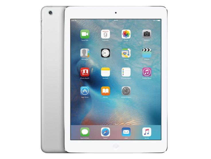 Apple iPad Air 2 mit WiFi, 128 GB, silber   Online kaufen im GRAVIS Shop - Autorisierter Apple Händler