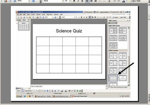 Make a Learning Game With PowerPoint: Creating Your Main Game Board