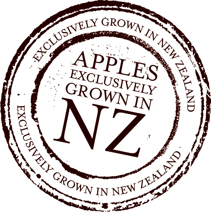 Mahana 'NZ grown' stamp