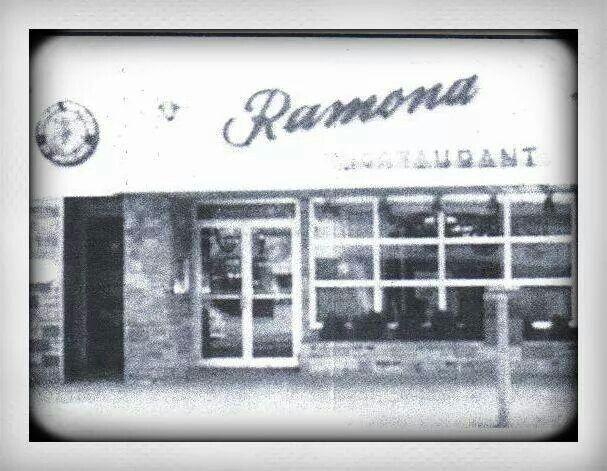Afbeeldingsresultaat voor restaurant ramona barbell logo
