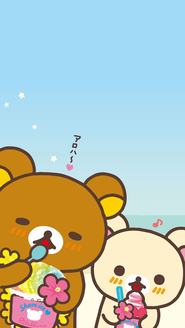 141 Best Rilakkuma Images On Pinterest