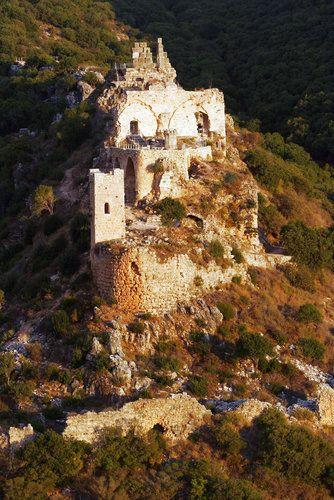 Montfort Castle ISRAEL