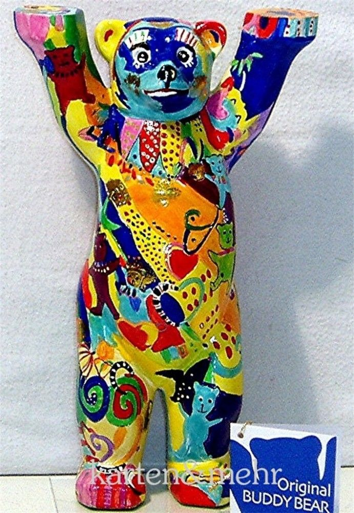 BÄRENBÄR- Berliner Buddy Bär -Bear 22cm