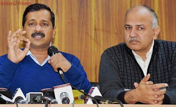 After censure, Kejriwal hits out at EC: 'It can't stop bribery, don't understand what they're up to'