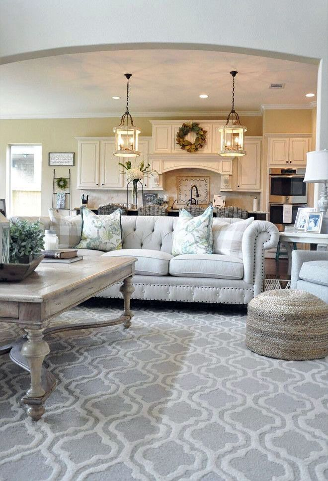 The Beginner\'s Guide to Decorating Living Rooms | Herbst ...