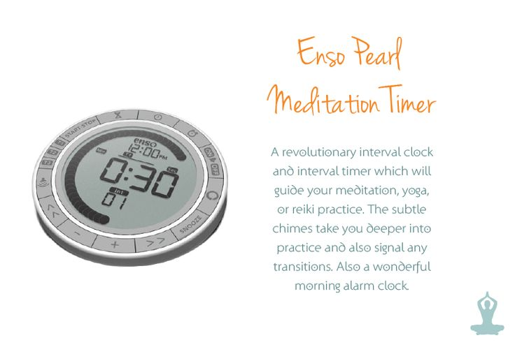 A wonderful gift to enhance a meditation practice. It is also a wonderful way to wake up everyday, so much nicer than an alarm clock ring!