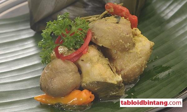 Resep Pepes Ayam Jamur