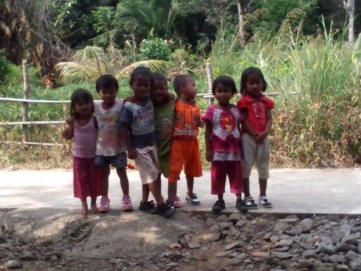 Bantan kids