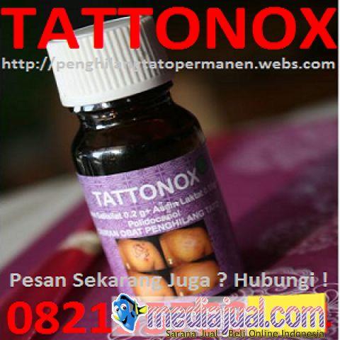 TATONOX Obat Penghilang Tato permanen semarang -  harga   ;  250000. call / sms  082135753444