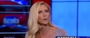Coulter puts focus on Tamerlan Tsarnaev's wife: 'Did she get a cliterectomy too?' [VIDEO]
