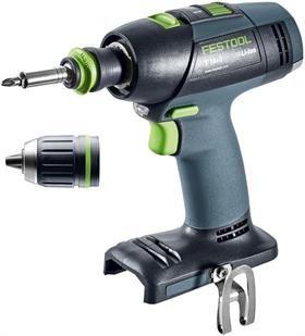Festool Cordless drill T 18+3 T 18+3 Li-Basic 574763