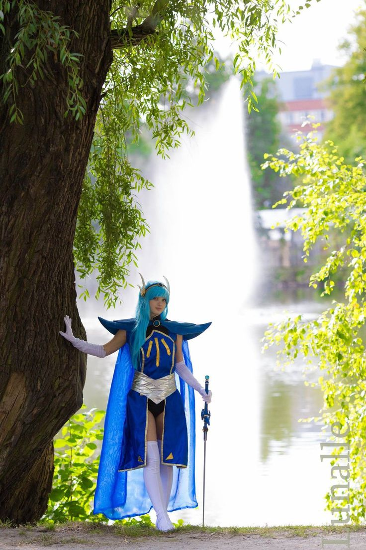 Umi Ryuuzaki- Magic Knight Rayearth by LemonBlast.deviantart.com on @DeviantArt
