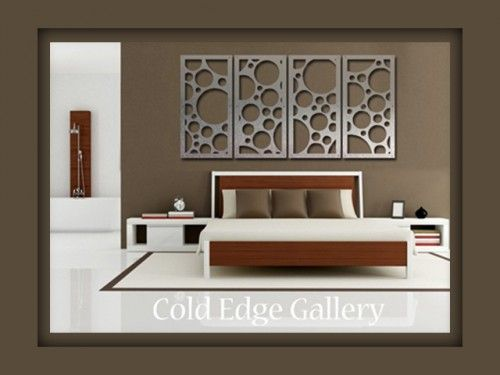 54 best Large Metal Wall Art images on Pinterest Modern sculpture