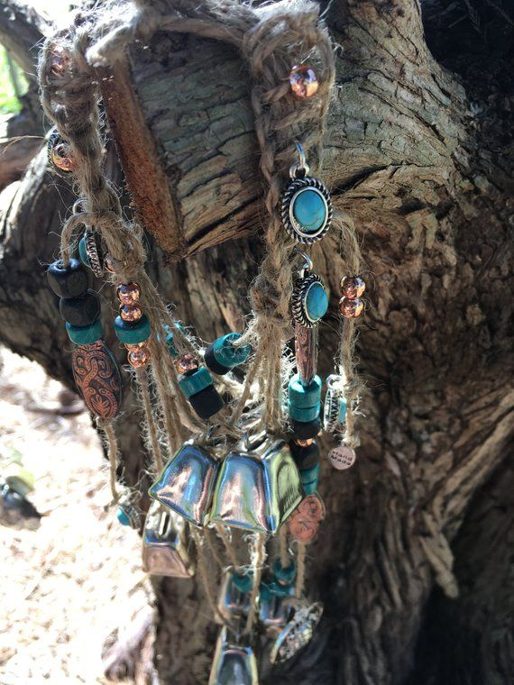 Witch Bell Handcrafted