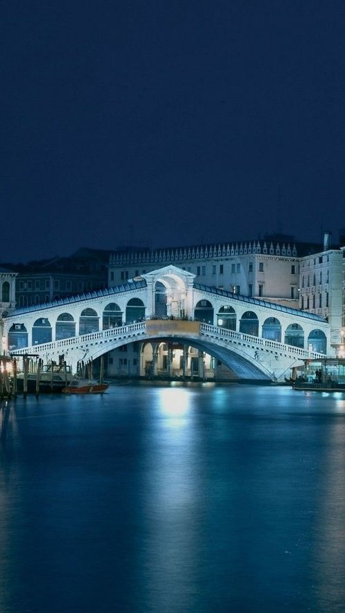 Venice, Italy, Architecture, Building, Bridge / Worth to...