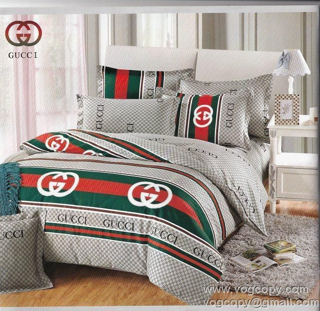 Gucci Bed Sheets Decoration Image Ideas