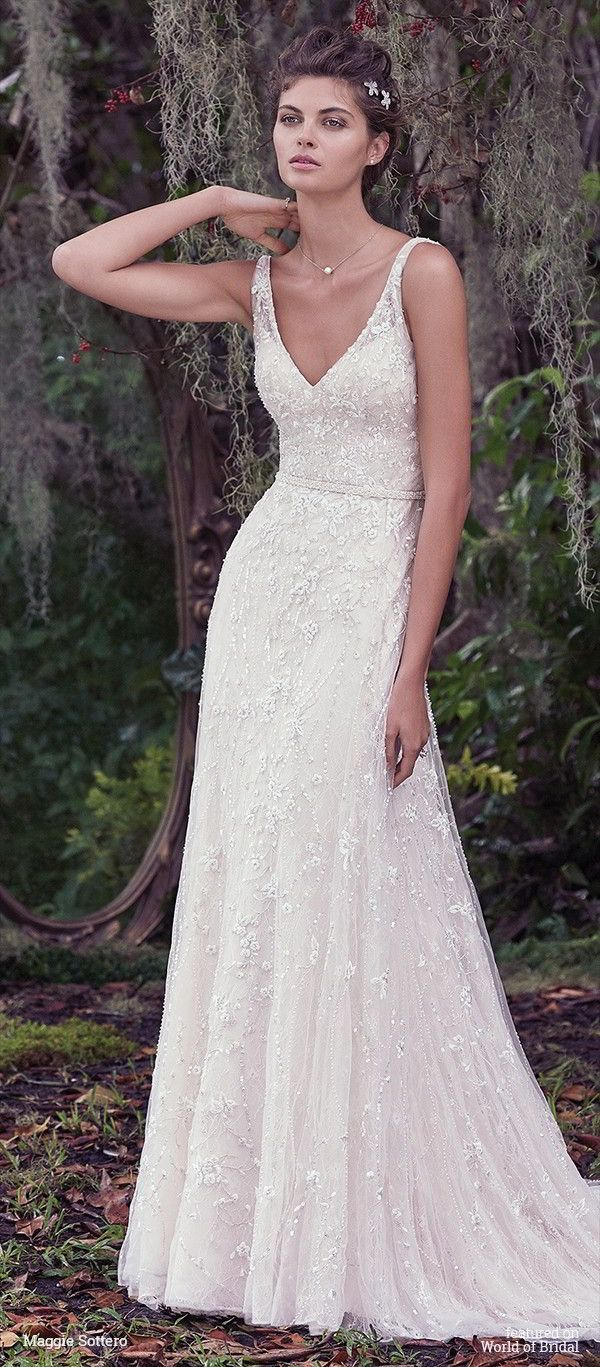 Maggie Sottero Fall 2016 Wedding Dress                                                                                                                                                                                 More