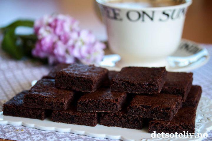 Brownies ekspress