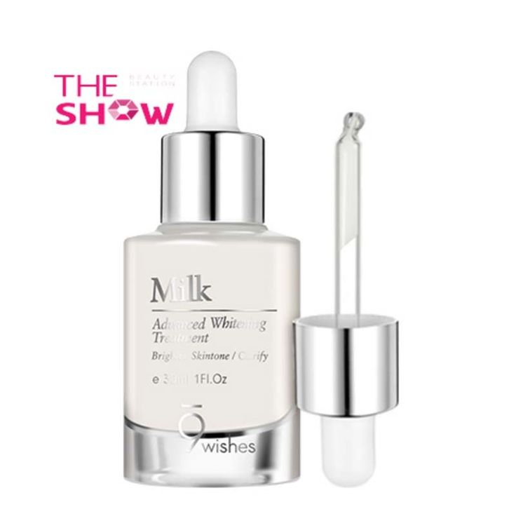 bbcosmetic - [9WISHES]  Milk Whitening Serum 30ml, $21.00 (http://bbcosmetic.com/9wishes-milk-whitening-serum-30ml/)