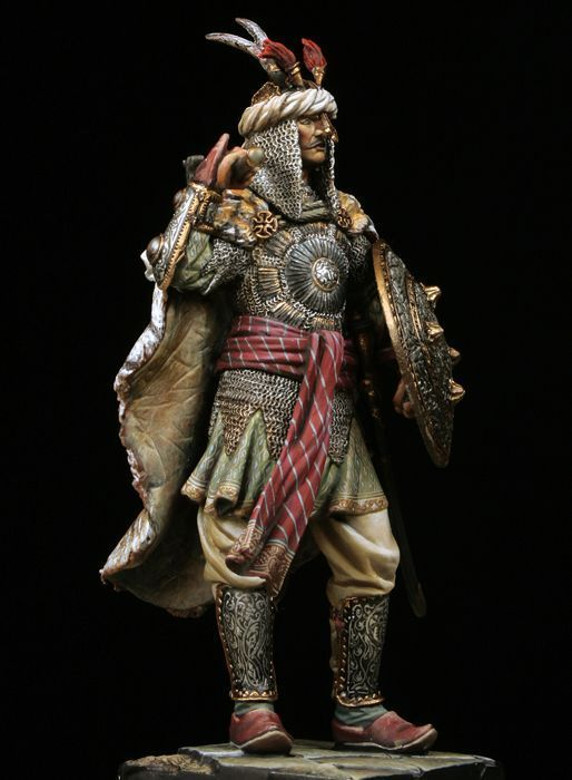 SAMURAI Guerriero Moghul 1:24 via EdiCollector:  Collectable Action Figures, Anime, Dolls, Robots, Statues and toys