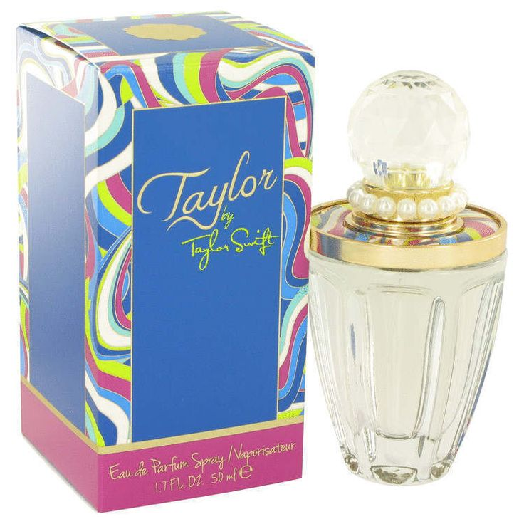 Taylor by Taylor Swift 1.7 oz / 50 ml EDP Spray Perfume for Women New in Box #TaylorSwift