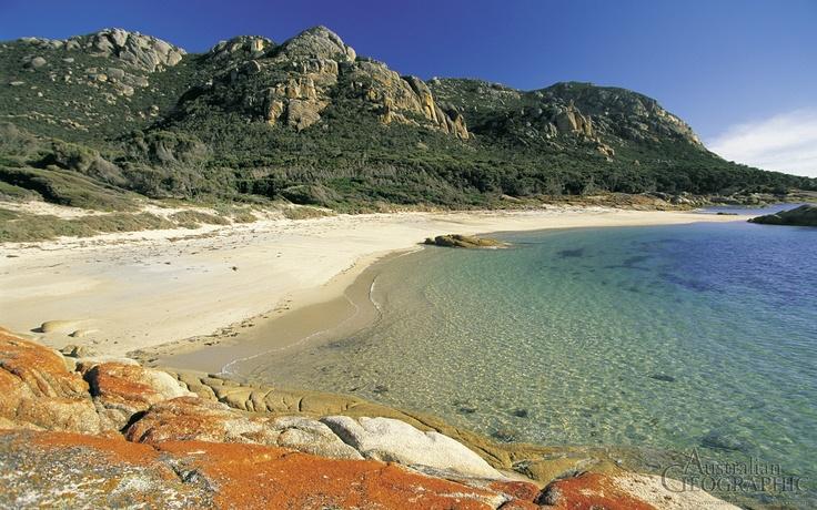 Flinders Island, #Tasmania #Australia (Photo Credit: Australian Geographic)