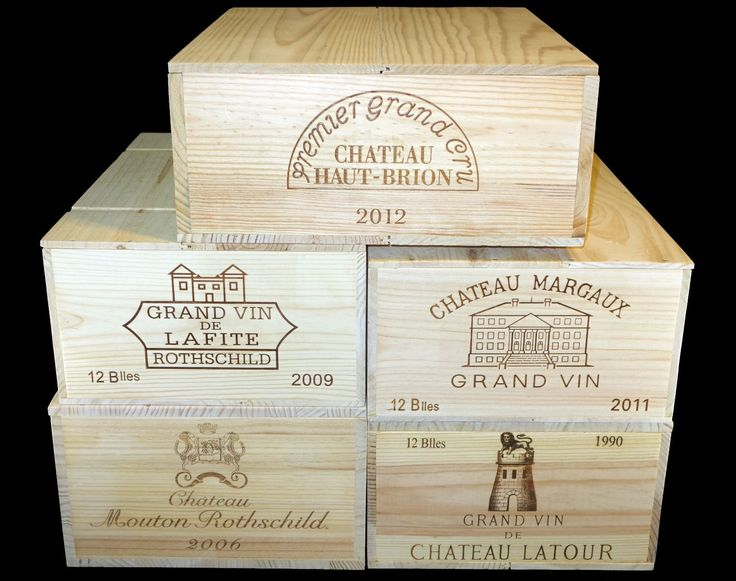 40 best wine images on pinterest wooden wine crates for Where to buy used wine crates