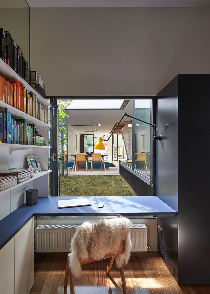 Mills House Picture gallery architecture interiordesign