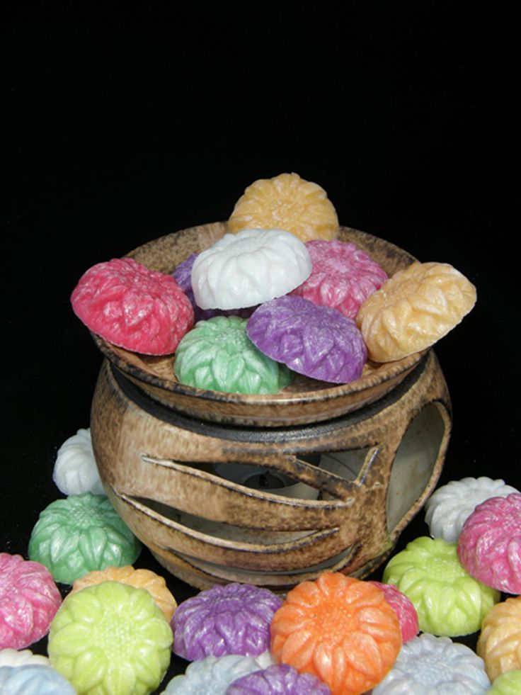 Scented Wax Tarts Set - 12 packs