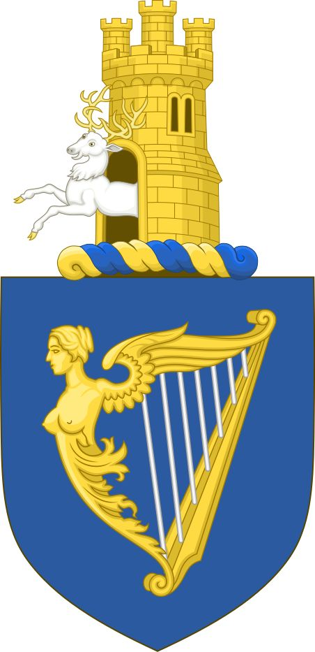 Royal arms of Ireland.svg