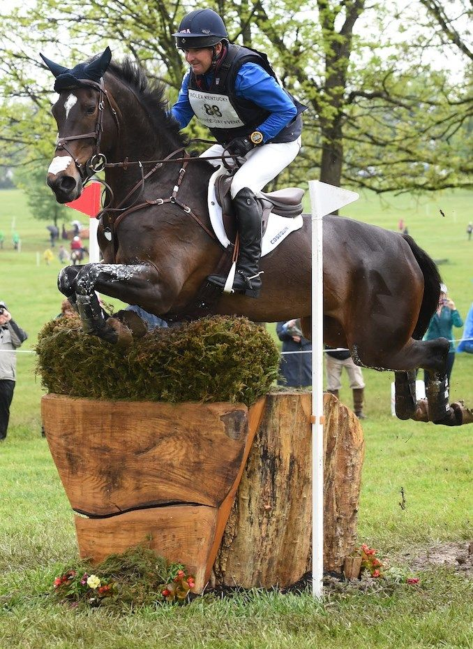 Phillip Dutton (USA) and Mighty Nice, Rolex Kentucky 2016