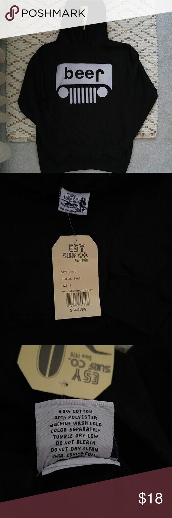 Jeep hooded sweatshirt Comfy women's sweatshirt never worn make an offer! ESY surf co Tops Sweatshirts & Hoodies