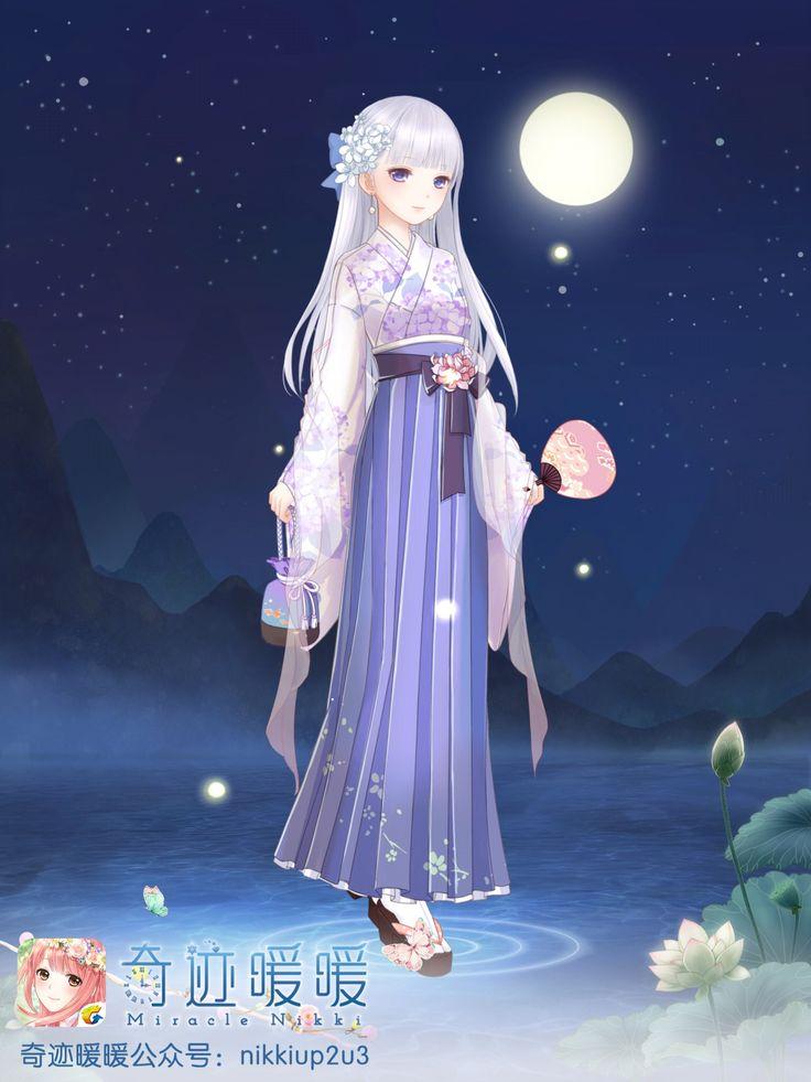 Anime Characters Kimono : Me annika a ƇσƖƖєcтιση σf rαηɗσм Ƭнιηgѕ ƇσƖƖαв Ɓσαяɗ