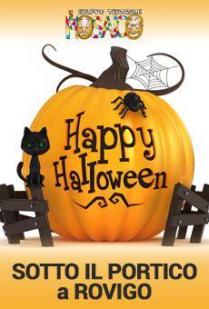 Halloween sotto il portico - Una festa da brividi. Tutti i tuoi eventi su ViaVaiNet, il portale degli eventi più consultato per il tempo libero nella provincia di Rovigo e nella Bassa Padovana
