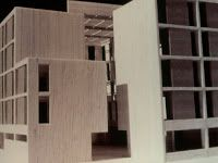 student housing - la ribera, barcelona - model antoni millson