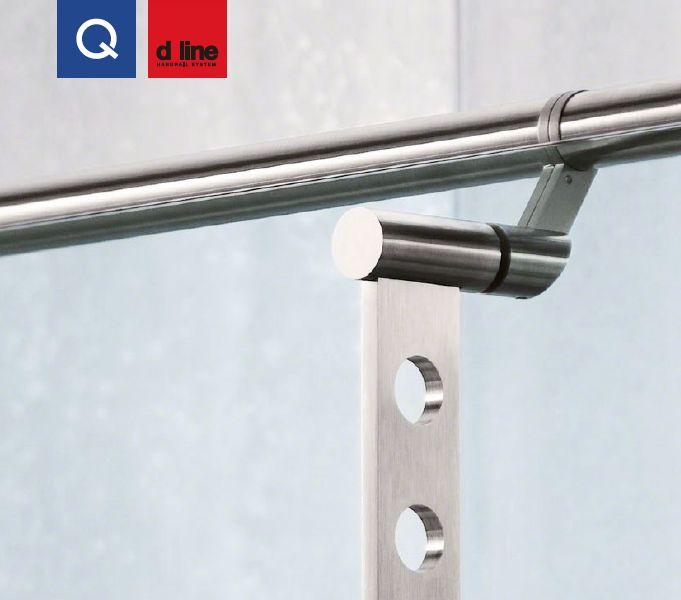 Si tratta di una serie di prodotti attraenti e funzionali nell'uso ma anche facili da montare, modificare e riparare. Il sistema di ringhiere d line si adatta alle architetture più esigenti senza comprometterne l'estetica.