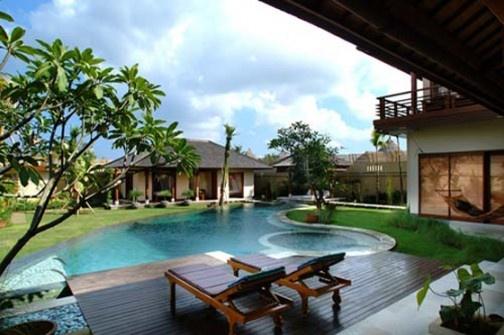 The Maharaj Beach Front located at Seminyak Bali