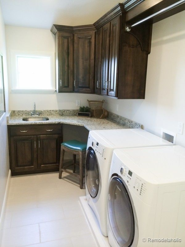 The 25 best Narrow laundry rooms ideas on Pinterest Laudry room