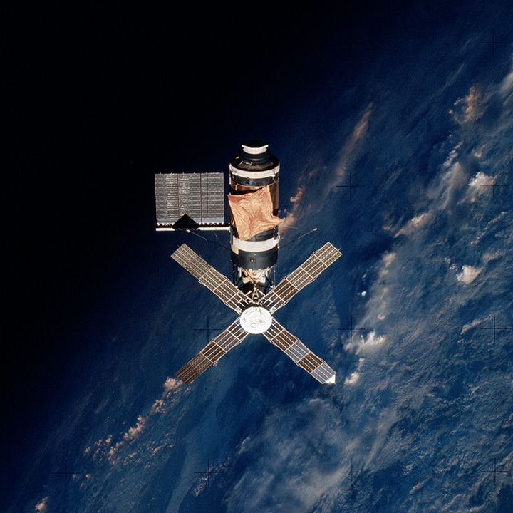 Skylab & tips for searching the NASA Earth Observations photo database